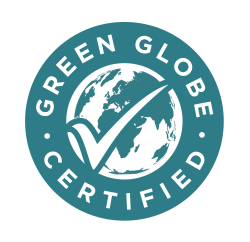 Logo GreenGlobe Certified Resort