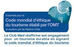 Code ethique Club Med FR